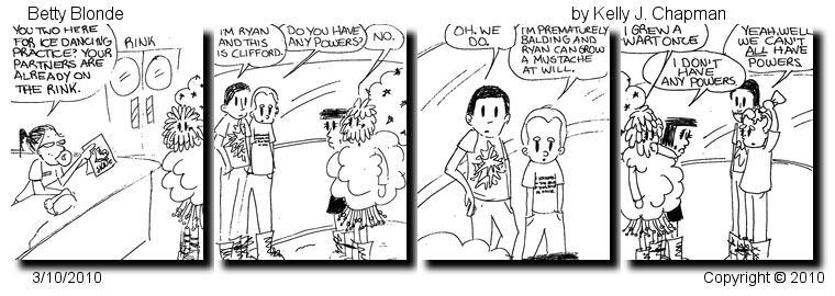 Betty Blonde #430