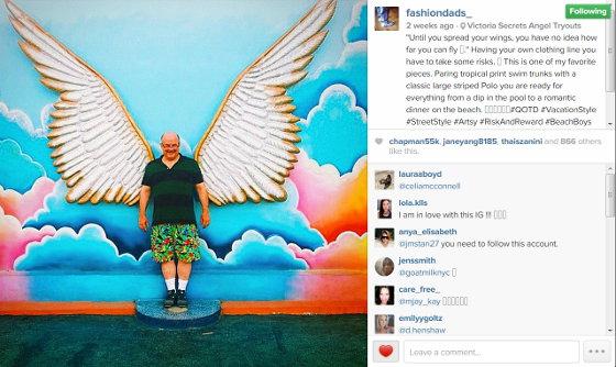 Instagram: Fashion Dads