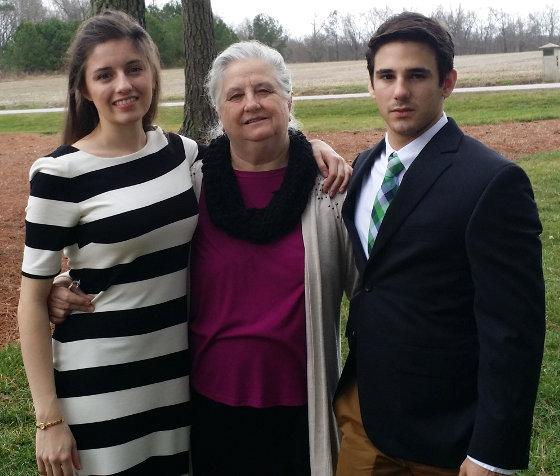 Grandma Conchita turns 70