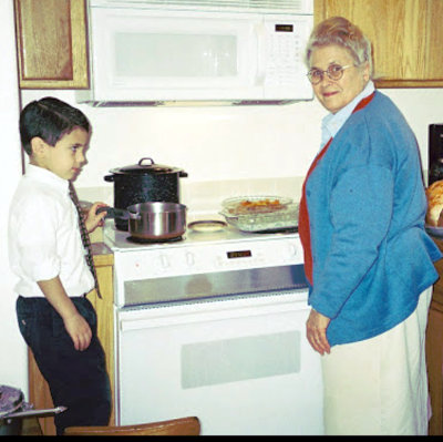 Christian cooking with Grandma Sarah