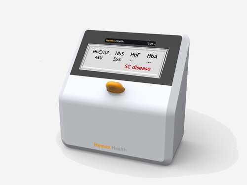 HemexHealth sickle cell Anemia diagnosis device