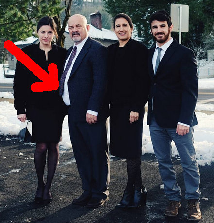 I noticed something from a recent family photo
