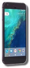 Christian gets a new Google Pixel cellphone