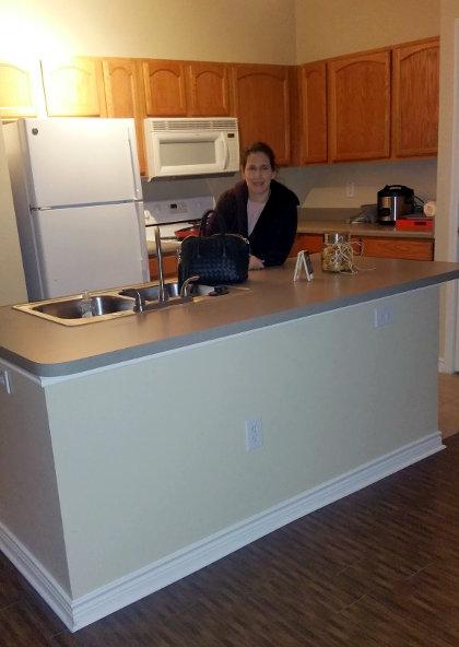 Second Dallas apartment
