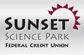 Sunset Science Park Federal Credit Union logo