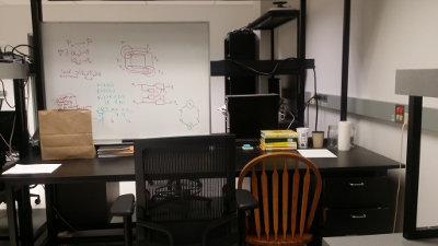 Christian's lab at ASU (Feb. 2017)