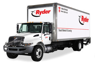Truck rental for cross country move