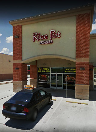 The one true Chinese food restaurant in Lewisville, TX