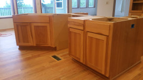 Doors and draws in kitchen #4