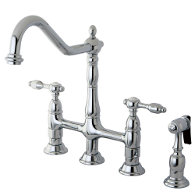 Faucet selection: main sink