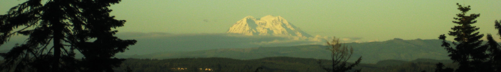 New Mt. Rainier Blog Header