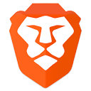 Brave browser (click here to go to their website)