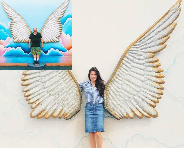 Angels in Santiago, Nuevo Leon
